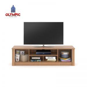 Bufet Lemari Rak TV Olympic Original Murah Seri Latte