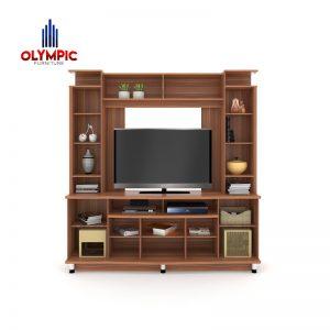 Bufet Lemari Rak TV Olympic Original Murah Seri Garret