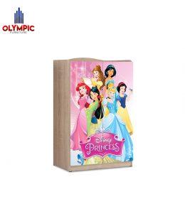 Lemari Pakaian Anak Olympic Original Seri Princess