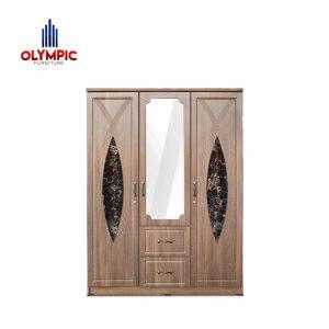 Lemari Olympic Asli Murah Seri Chester Bworn