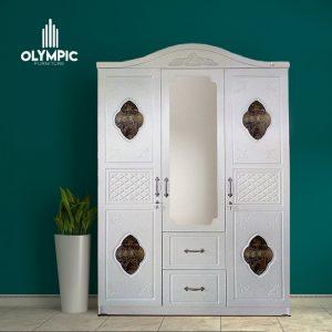 Lemari Olympic Asli Murah Seri Chester Pearl