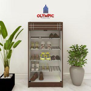 Lemari Rak Sepatu Olympic Asli Murah Seri Marino
