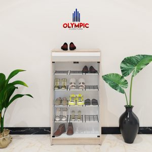 Lemari Rak Sepatu Olympic Asli Murah Seri Navaro