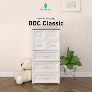 Grosir Drawer Olymplast Berkualitas Seri ODC CC