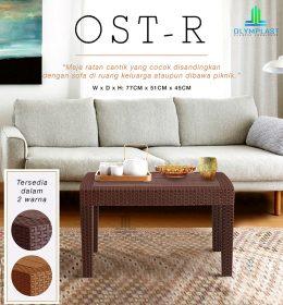Grosir Meja Plastik Olymplast Minimalis Seri OSTR