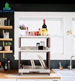 Grosir Rak Susun Olymplast Kitchen Seri RSOK