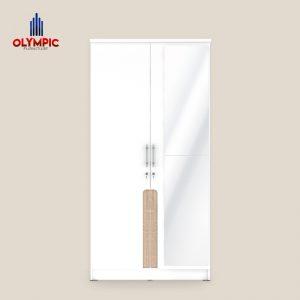 Lemari Olympic Original Murah Seri Maribel 2 Pintu