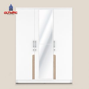 Lemari Olympic Original Murah Seri Maribel 3 Pintu
