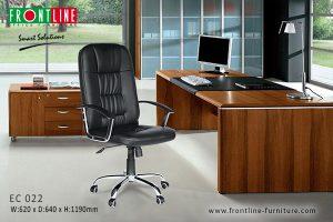Kursi Kerja Frontline Desain Minimalis Seri EC 022