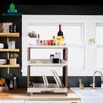 Dekorasi Rak Dapur Trend 2020 Versi Solo Mebel